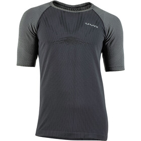 UYN Running Activyon 2.0 OW SS Shirt Men nine iron/iron light